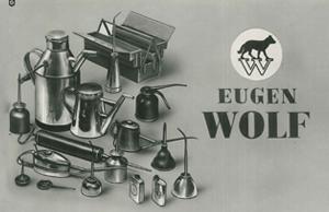 EUGEN WOLF Metallwarenfabrik wurde 1923 gegründet