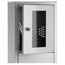 Zubehör Garderoben- und Wertfachschränke / Schließsysteme und Münzschlösser von EUGEN WOLF Büro- und Betriebseinrichtungen aus Stahl