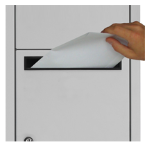 Zubehör Garderoben- und Wertfachschränke / Schließsysteme und Münzpfand- und Kassierschlösser von EUGEN WOLF Büro- und Betriebseinrichtungen aus Stahl