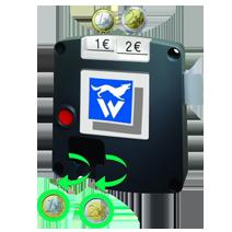 Zubehör Systemschränke von EUGEN WOLF Büro- und Betriebseinrichtungen aus Stahl