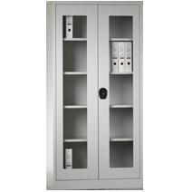 Akten- und Mehrzweckschränke Serie 20 von EUGEN WOLF Büro- und Betriebseinrichtungen aus Stahl