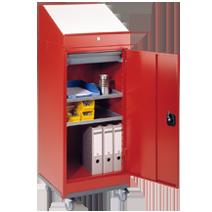 Werkzeugschränke Serie 50 von EUGEN WOLF Büro- und Betriebseinrichtungen aus Stahl