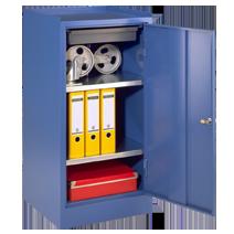 Werkzeugschränke Serie 56 und 58 von EUGEN WOLF Büro- und Betriebseinrichtungen aus Stahl