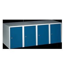 Aufsatzschränke Serie 73 von EUGEN WOLF Büro- und Betriebseinrichtungen aus Stahl