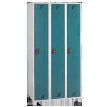 Mehrzweckschränke Serie 82 von EUGEN WOLF Büro- und Betriebseinrichtungen aus Stahl