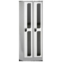 Garderobenschränke Serie 82 von EUGEN WOLF Büro- und Betriebseinrichtungen aus Stahl
