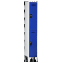 Garderobenschränke Serie 90 von EUGEN WOLF Büro- und Betriebseinrichtungen aus Stahl