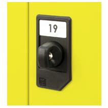 Zubehör Werkzeugschränke und Sammelbehälter von EUGEN WOLF Büro- und Betriebseinrichtungen aus Stahl